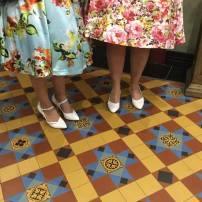 Tina & Cindy's shoes